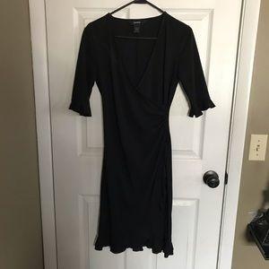 Black dress. Express
